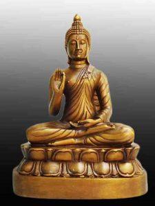 Buddha-blessing
